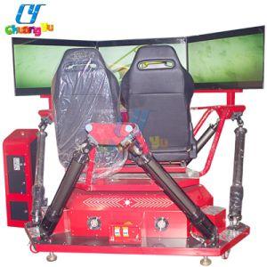 9d Vr 6dof Motion Racing Simulator Arcade Games Car Race Game