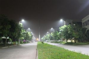 Super Bright LED Street Light with Compact Structure Design