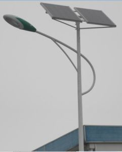 LED Solar Powered Street Light 30W LED Design pictures & photos
