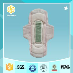 Good Anion Sanitary Napkin Price in China pictures & photos
