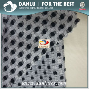Kation Plaid Fabric for Fashion Garment pictures & photos