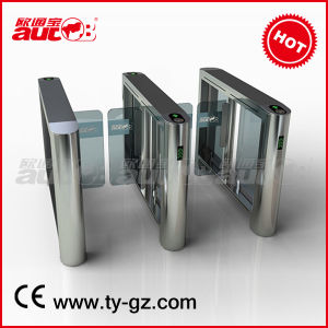High Quality Pedestrian Turnstile Gate in Guangzhou China (A-SG305+)