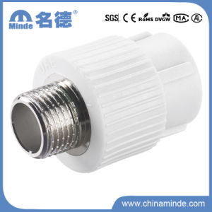 PPR Male Adapter Type B Fitting for Building Materials pictures & photos