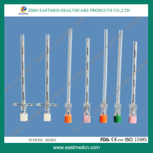 Disposable Medical Epidural Needle Spinal Needle Ce/ISO Approved pictures & photos