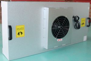 Panel Filter FFU Fan Filter Unit for Cleanroom Air Purification