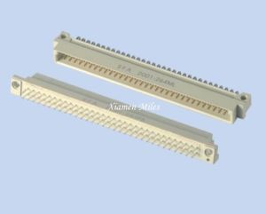 DIN Connector 41612 2 Rows DIP