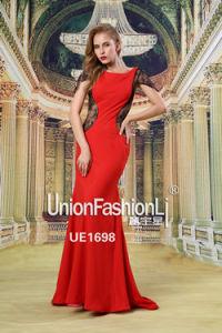 9bba3c898bd16 Elegant Short Sleeve Black Mermaid Sexy Party Dresses Long Dress 2015  Winter Paris Fashion Week 2016