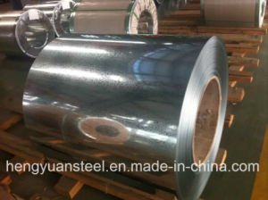 Prime Zinc Coated Galvanized Steel Coil Gi Regular Spangle pictures & photos