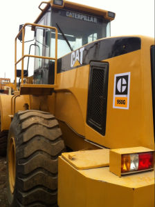 Used Caterpillar Front Wheel Loader/Secondhand Wheeled Loader (950G)