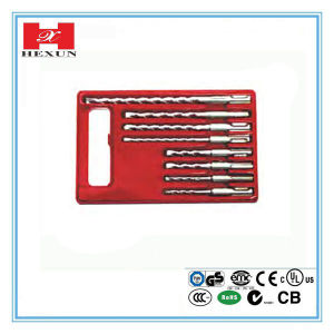 Professional Grade 40cr Material SDS Plus Drill Bit Set
