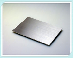 Sheet Stainless Steel AISI 430 No. 4 Finish+PVC