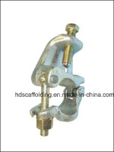 Scaffolding Forged Fixed Beam Clamp/ Girder Coupler pictures & photos