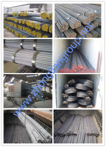HRB400 HRB500 Quality Steel Rebar (ZL-RB) pictures & photos