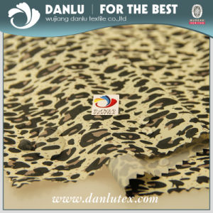 300t Recycled Polyester Spandex Pongee Fabric for Garment pictures & photos