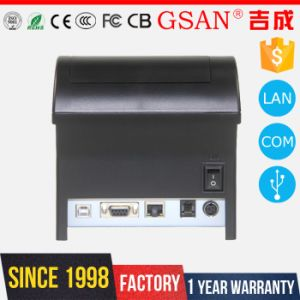 80mm Auto Cutter Kitchen POS Thermal Printer pictures & photos