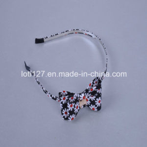 Black Hair Hoop, Bowknot Shape, Fashion, Hair Hoop, Young Girls, The Change of The Temperament, Beautiful Girl, Fashion Tiaras, Head Hoop