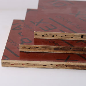 5-Ply Board Bamboo Plywood for Outdoor Construction