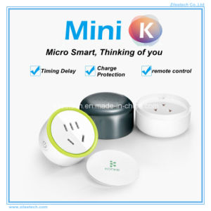 WiFi Smart Cute Timer Relay Socket