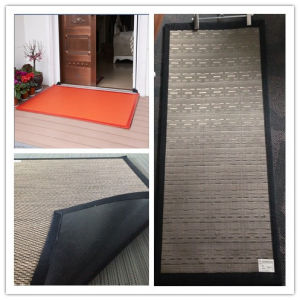 China Woven Pvc Outdoor Mat And Outdoor Rug Waterproof Rugs And Pvc