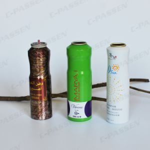 Sunscreen Foam Spray Aerosol Can Made of Aluminum (PPC-AAC-006) pictures & photos