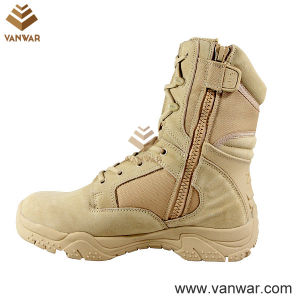 New Style Delta Desert Military Canvas Boots (WDB007) pictures & photos