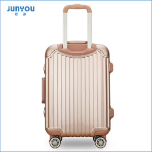 Good Quality PC Travel Suitcase Travle Luggage pictures & photos