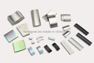 Rare Earth Permanent NdFeB Magnets in Different Shapes with SGS /ISO/Ts 16949 Certificated pictures & photos