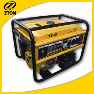5kVA Portable Silent Power 5500 Gasoline Genset with Good Quality pictures & photos
