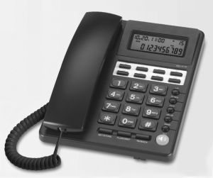 Caller ID Phone C285, Landline Phone, Office Phone, Memories Phone, One Touch Dialing Phone pictures & photos