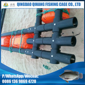 Anti-Wave Plastic Fish Cages pictures & photos