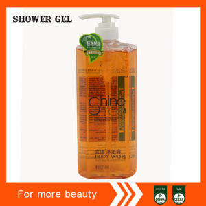 Transparent Nourishing Aroma Body Wash pictures & photos