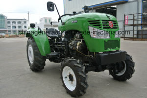 Suyuan Sy-304D 4WD Agricultural Farm Wheeled Tractor