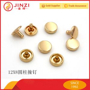 Bag Accessories Rivet Series Metal Double Cap Rivets pictures & photos