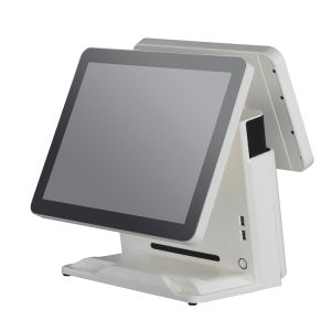 15′′ Touch Screen All in One POS System/Cash Register/Cashier POS Machine for Shops/Retails/Bars