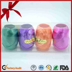 Cheap Holographic Ribbon Egg for Party Decoration pictures & photos