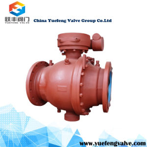 Flanged Floating Casting Ball Valve pictures & photos
