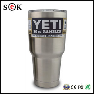Yeti Rambler Sale >> China Hot Sale Stainless Steel Rambler Mug Cup 20oz 30oz Yeti