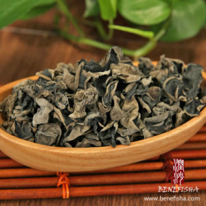 Dried Mushroom Black Surface (Thin) pictures & photos