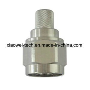 N Male Crimp Connector for Rg213 Cable