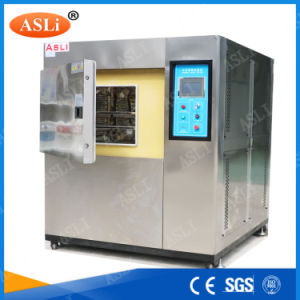 Rubber Test Equipment Temperature Cycling Thermal Shock Test Chamber/High Low Temperature Chamber pictures & photos