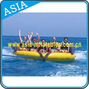 Inflatable Water Toys Towable Crazy UFO for 6 Riders, Inflatable Towable Water Sports Games pictures & photos