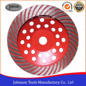 "4""-7"" Diamond Turbo Grinding Wheel for Stone and Concrete pictures & photos"