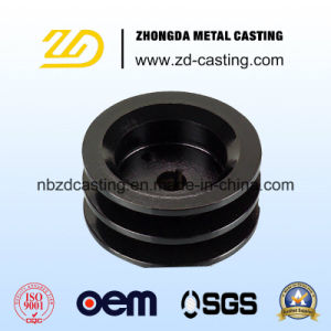 Customized China Foundry Ductile Iron Sand Castings for Construction Machinery pictures & photos