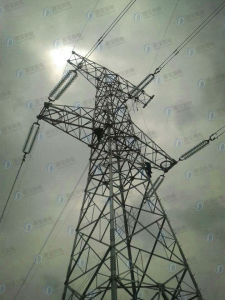 HDG Electrical Transmission Power Tower