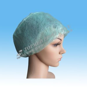 SBPP Disposable Surgeon Cap with Elastic pictures & photos