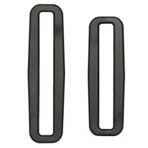 Plastic Rectangle Buckle (QG-0024)