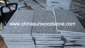 Flamed Grey Granite