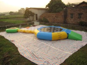 Inflatable Water Trampoline Combo for Water Sports (TRC12)