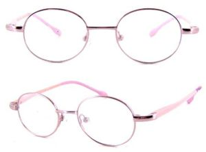Lovely Stainless Steel Kid′s Optical Frame (OMK125006) pictures & photos