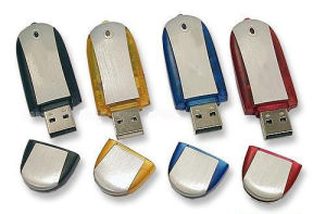 Plastic USB Al Flash Drive (BSU630G)